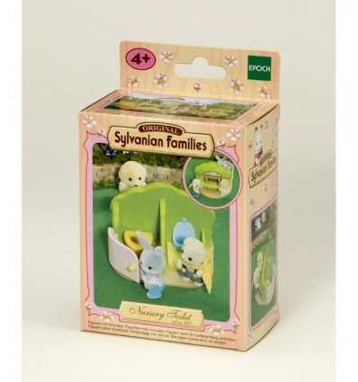 sylvanian Familien Kinderzimmer Serie WC 2637.SYL Epoch- Futurartshop.com