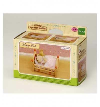 Cot for baby sylvanian families 2929.SYL Epoch- Futurartshop.com