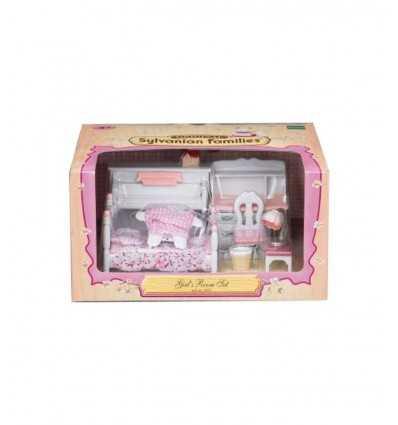 girl's bedroom set from sylvanian families 2953.SYL Epoch- Futurartshop.com