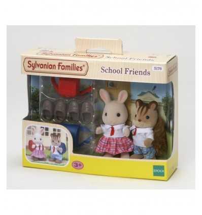 Schule Freunde sylvanian Familien 5170.SYL Epoch- Futurartshop.com
