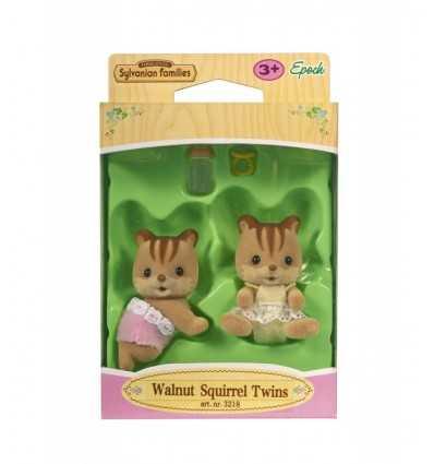 gemelli scoiattoli sylvanian families 3218.SYL Epoch-Futurartshop.com