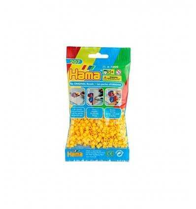 Hama Perlen 1000 Tasche gelb 207-03.AMA Hama- Futurartshop.com