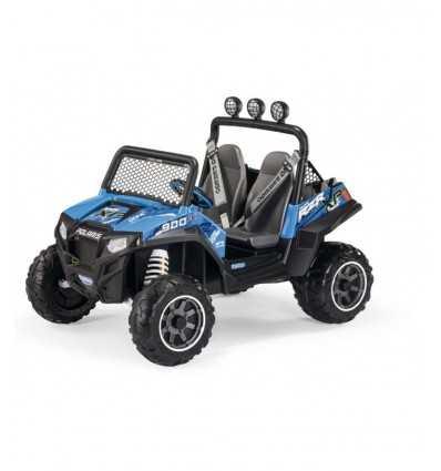 Polaris ranger rzr 900 niebieski 12V 4WD IGOD0084 Peg perego- Futurartshop.com