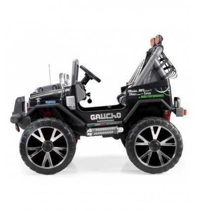 Auto gaucho super power 24 volt 8005475291979 Peg perego-Futurartshop.com