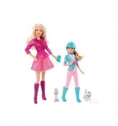 Mattel Barbie and her little sister X8411 Y7556 Y7556 Mattel- Futurartshop.com