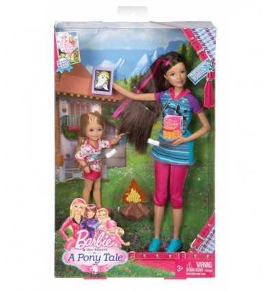 Mattel Barbie and her little sister X8411 Y7557 Y7557 Mattel- Futurartshop.com