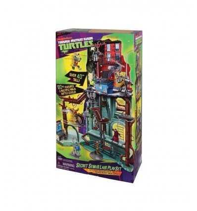 Giochi Preziosi Ninja Turtles GPZ95011 Lair sede Playset GPZ95011 Giochi Preziosi- Futurartshop.com
