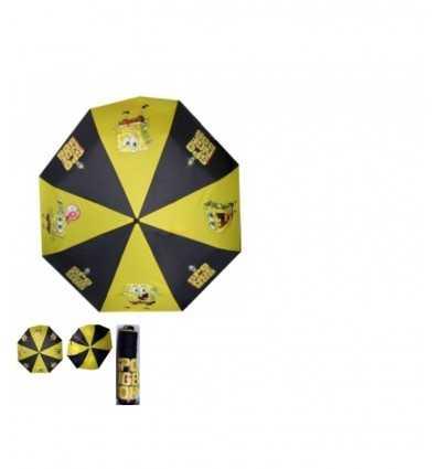 Paraguas plegable Bob esponja 141088 Accademia- Futurartshop.com