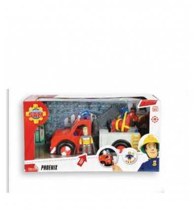 Feuerwehrmann Sam-Phoenix-Fahrzeug AML03000 Gig- Futurartshop.com