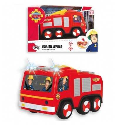 Fireman Sam Jupiter vehicle Always on track AML04000 Gig- Futurartshop.com