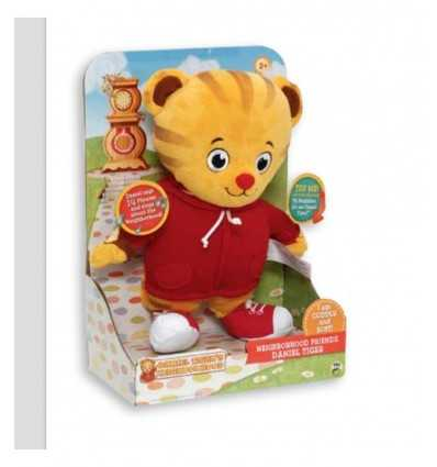 Daniel Tiger Talking Plush DAN08100 Giochi Preziosi- Futurartshop.com