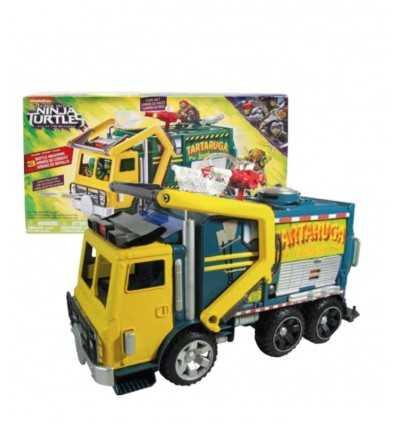 Series 2-Vehicle garbage truck TUV51110 Giochi Preziosi- Futurartshop.com