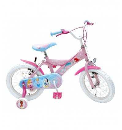 ディズニー プリンセス 16 自転車 C899027SE Stamp- Futurartshop.com