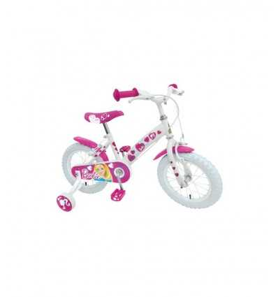 bici barbie 14 bianca CB900368SE Stamp-Futurartshop.com