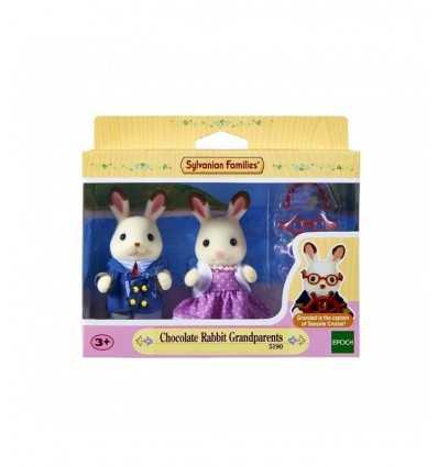 nonni coniglio cioccolato sylvanian families 5190.SYL Epoch-Futurartshop.com