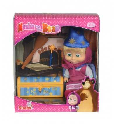 トランクと人形マーシャの魔術師 109302024 Simba Toys- Futurartshop.com