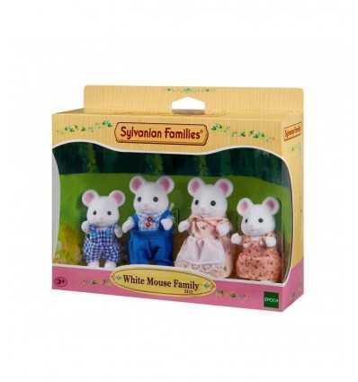 family white mice sylvanian families 3111.SYL Epoch- Futurartshop.com