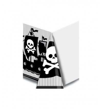 Pirate Party Tischdecke 725018 New Bama Party- Futurartshop.com