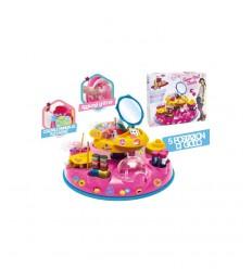 die Schatulle Minnie mit Buchstaben amp Aufkleber 01042076 Cartorama-futurartshop