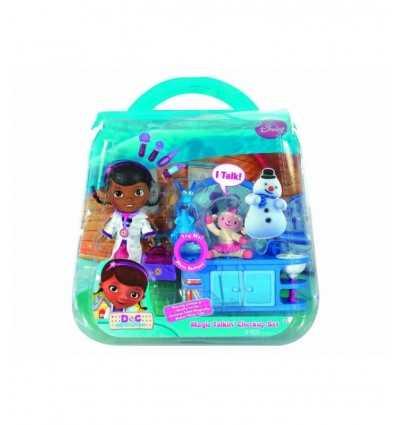 Dottoressa Peluche Play Set Clinica con Mini Doll e 2 Personaggi CCP90081 CCP90081 Giochi Preziosi- Futurartshop.com
