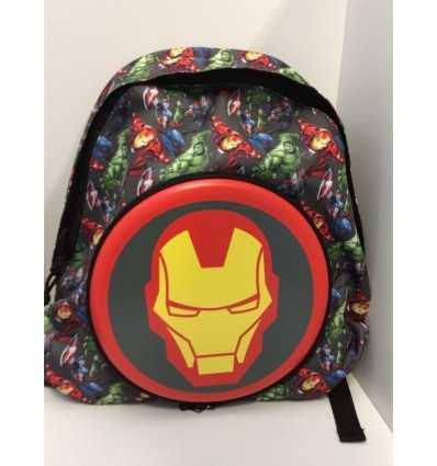 zaino scudo avengers iron man 161600/A-2 Accademia-Futurartshop.com
