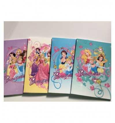 Disney Prinsessor quadernone rigo q 4 modeller 162027 Accademia- Futurartshop.com
