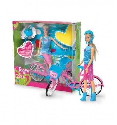 Giochi Preziosi Tanya con bicicleta CCP18957 CCP18957 Giochi Preziosi- Futurartshop.com