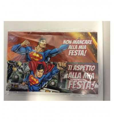superman inviti alle feste 162146 Accademia-Futurartshop.com