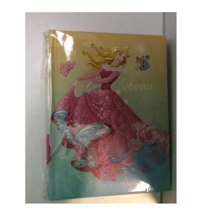 standard 12 mois journal princesse Aurore 161901/A Accademia- Futurartshop.com
