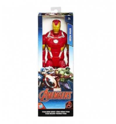 Avengers titan iron man B6660EU40/B6152 Hasbro-Futurartshop.com