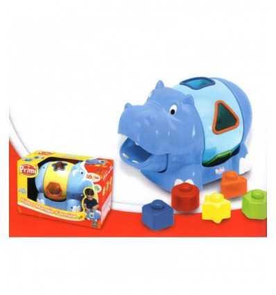 Giochi Preziosi Hippo Mangia Formine CCP22086 CCP22086 Giochi Preziosi- Futurartshop.com