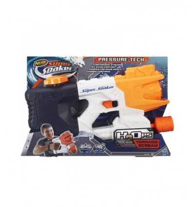 NERF Super Soaker Tornado Scream B4444EU40 Hasbro- Futurartshop.com