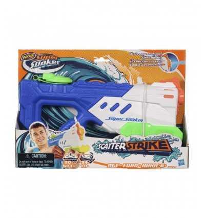 Streue Soaker Nerf strike B4442EU40 Hasbro- Futurartshop.com