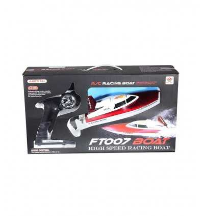 2.4 G 4CH RC Racing Boot FT007 Prismalia- Futurartshop.com
