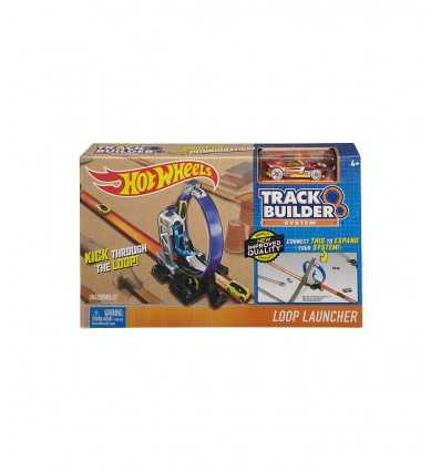 hot wheels pista builder accelerator-loop launcher un veicolo incluso DNH84/DMH51 Mattel-Futurartshop.com