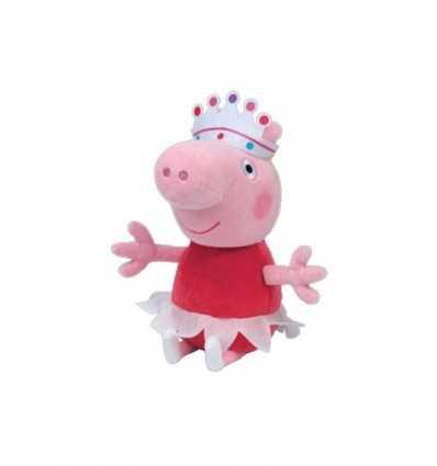 Bailarina Peppa 16 cm serie Peppa Pig TY46151 TY46151 - Futurartshop.com