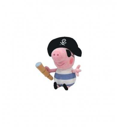 Peppa Pig pirat George 16. cm TY46152 serien TY46152 - Futurartshop.com