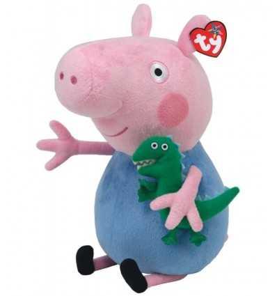 George Peppa Pig-Peppa Pig Series 24.cm TY96231 TY96231 - Futurartshop.com