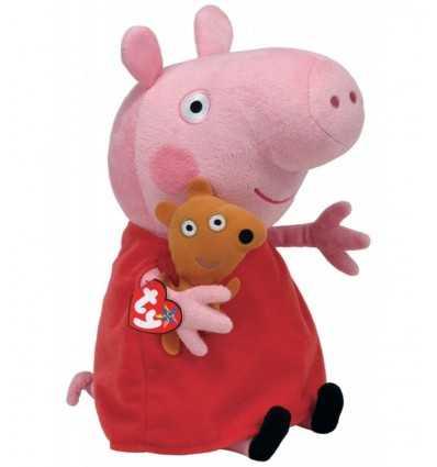 Peppa Pig 24.cm Peppa Pig Serie TY96230 TY96230 - Futurartshop.com