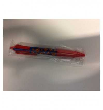 Superman-Stift gedreht mit 4 Farben 162190/2 Accademia- Futurartshop.com