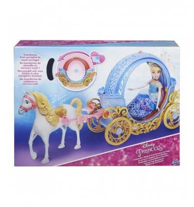 Cinderella's carriage B6314EU40 Hasbro- Futurartshop.com