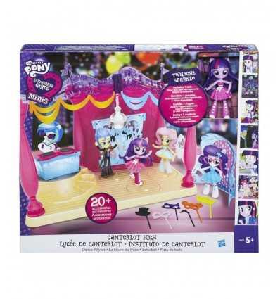 EQUESTRIA filles disco Playset B6475EU40 Hasbro- Futurartshop.com
