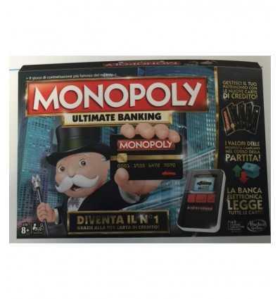 Monopol ultimative Banking B6677E420 Hasbro- Futurartshop.com