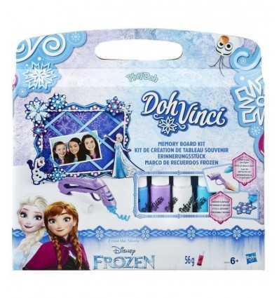 jugar juego de bastidor de la foto creativa de doh vinci frozen B6287EU40/B4936 Hasbro- Futurartshop.com