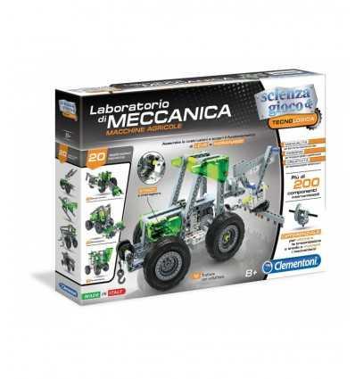Laboratorio di meccanica macchine agricole 13954 Clementoni-Futurartshop.com