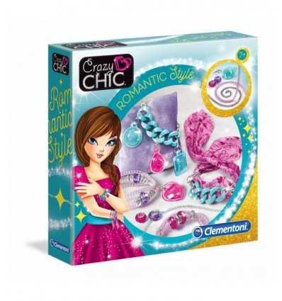 Bracelets romantiques chics fous 151330 Clementoni- Futurartshop.com