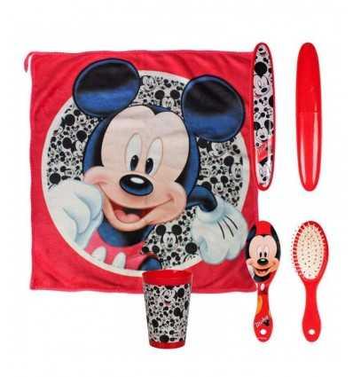 Mickey Mouse travel hygiene Kit 2500000502 Cerdà- Futurartshop.com