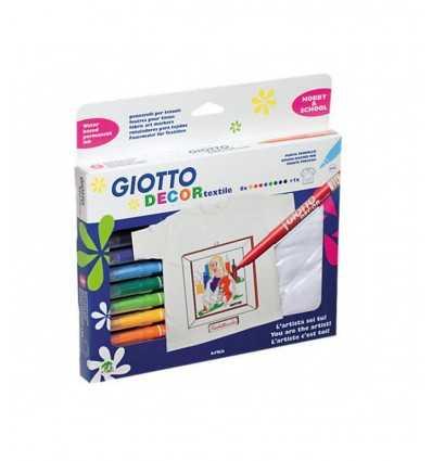 Giotto 8 + 1 kolor koszuli tkaniny zdobi 494500 Fila- Futurartshop.com