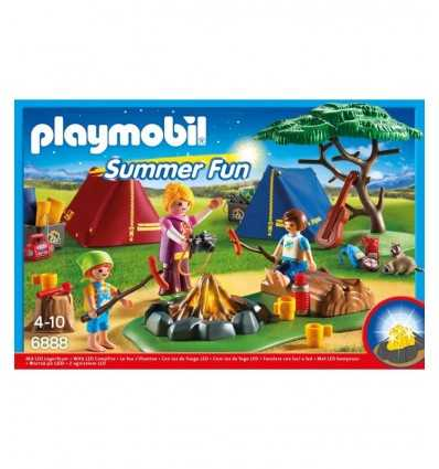 Playmobil 6888-bonfire with curtains 6888 Playmobil- Futurartshop.com