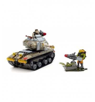 Teenage Mutant Ninja Turtles Tank mit zwei Zeichen DPF81 Mega Bloks- Futurartshop.com